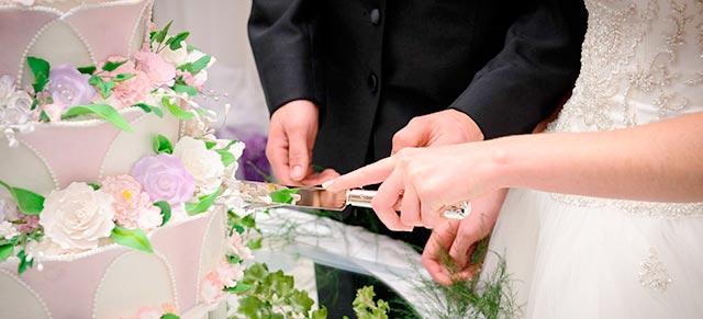 Vuestra tarta de boda