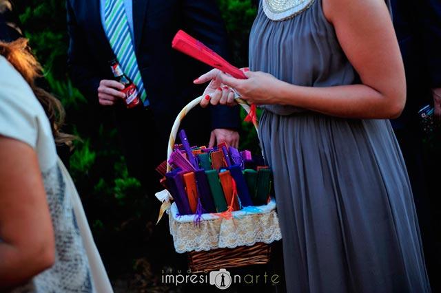 Ayudaréis a otras parejas de novios a coger ideas para su boda