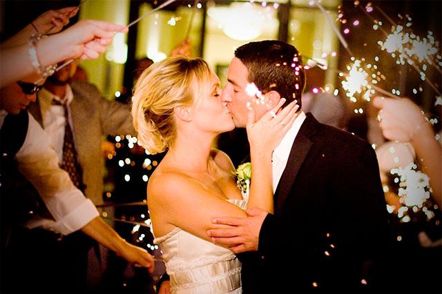 Boda en nochevieja ¿Cómo organizar una boda en fin de año?