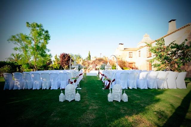 Bodas en Andalucía. Los motivos para casarse en el sur?