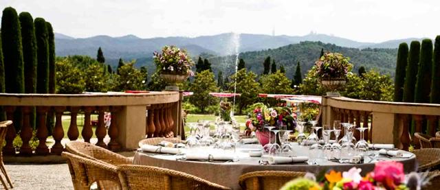 Lugares en la sierra de Andalucía para celebrar vuestra boda