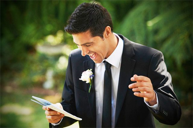 Unos consejos para tu discurso en tu próxima boda