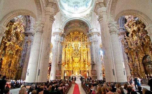 Iglesia del Salvador. Un lugar impresionante para celebrar vuestra boda