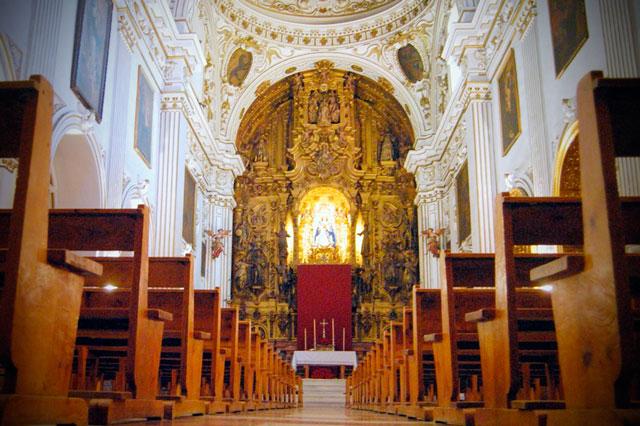 Las iglesias más bonitas de toda Sevilla, para celebrar una boda
