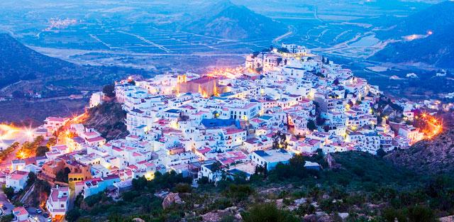 Lugares con encanto para casarse en Andalucía