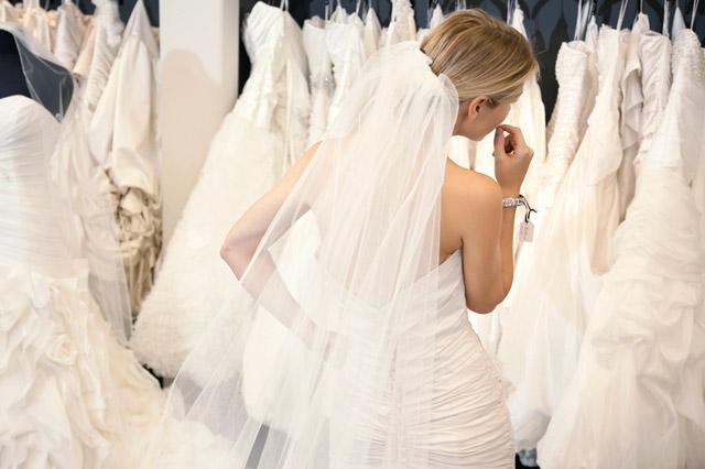 Es bueno vender tu vestido de novia