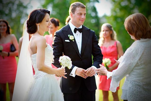 El Protocolo de bodas para invitados e invitadas
