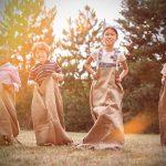 Las mejores actividades y juegos para que los niños se diviertan en vuestra boda