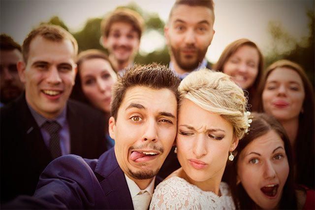 6 ideas para tener más fotos de vuestra boda