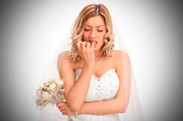 ¿Nerviosa antes de tu boda? Te ayudamos a calmar tus nervios