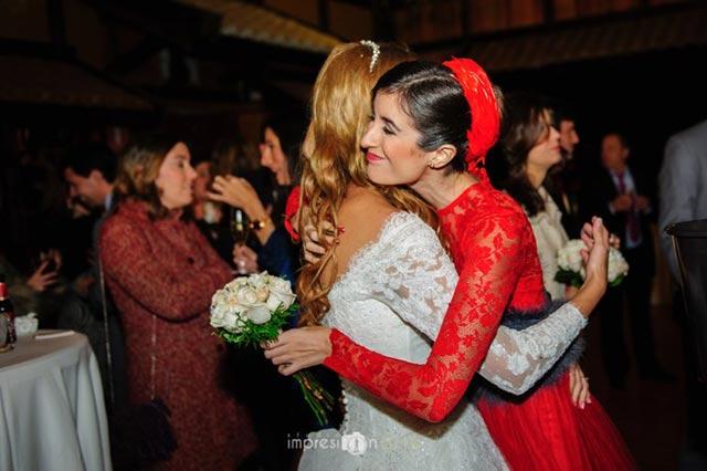 En De boda con Ángela cumplimos siempre con las expectativas de nuestras parejas de novios