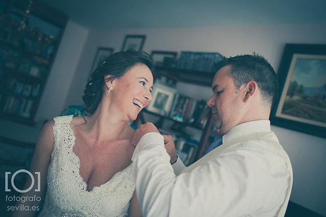 Nuestra boda nos permite vivir momentos muy personales y que durarán toda la vida