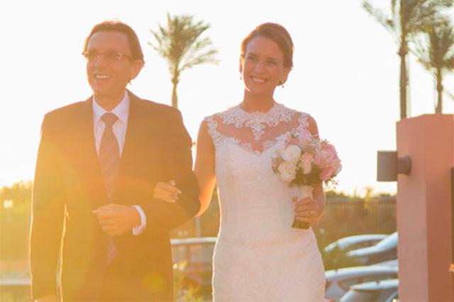 Ejercer de padrino de boda es un gran honor
