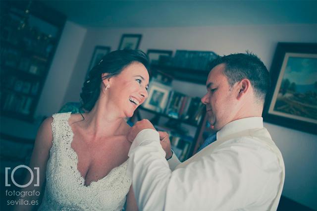 El padrino de boda y el protocolo