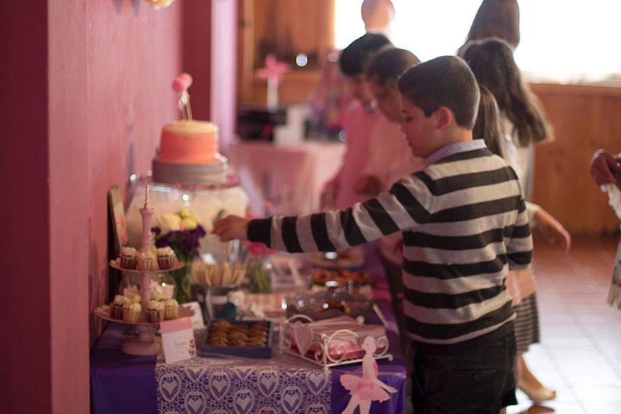 Así organizamos la comunión que Noelia celebró en Sevilla