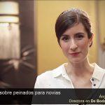 Video Consejo sobre tipos de Peinados para Novias 💑 💜