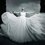La tradición del vestido blanco. ¿De dónde viene?