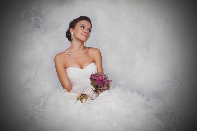 Los MEJORES Tipos de Telas para Vestidos de Novia en 2018