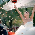 Las ventajas e inconvenientes de las bodas de día