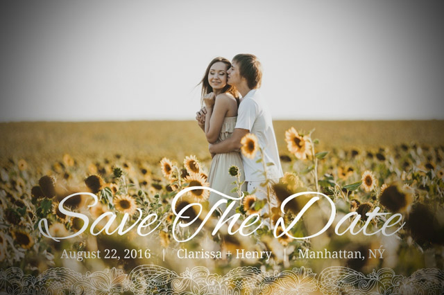 "¿Qué es un ""Save The Date""?"