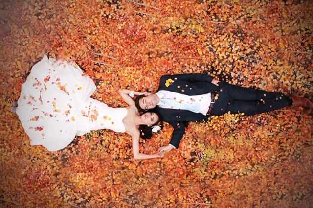 Consejos para bodas en otoño e invierno. Sácale partido