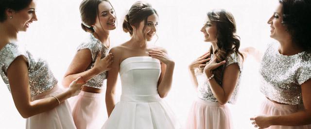 Errores a evitar por los invitados a una boda