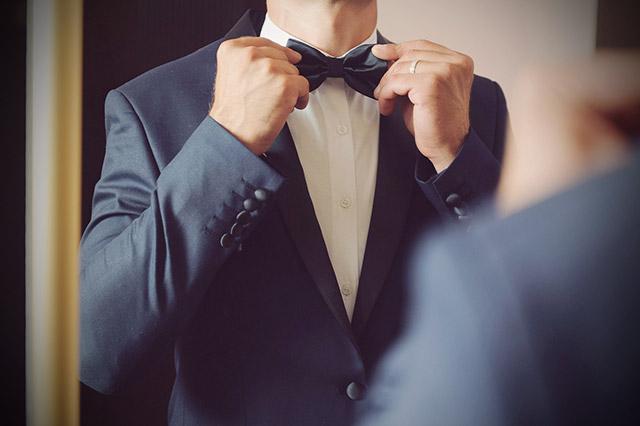 6 Consejos sobre cómo elegir el traje de novio ideal