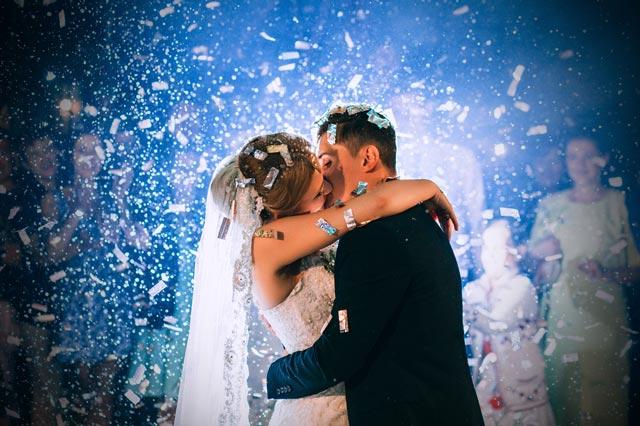 El secreto para tener una boda inolvidable