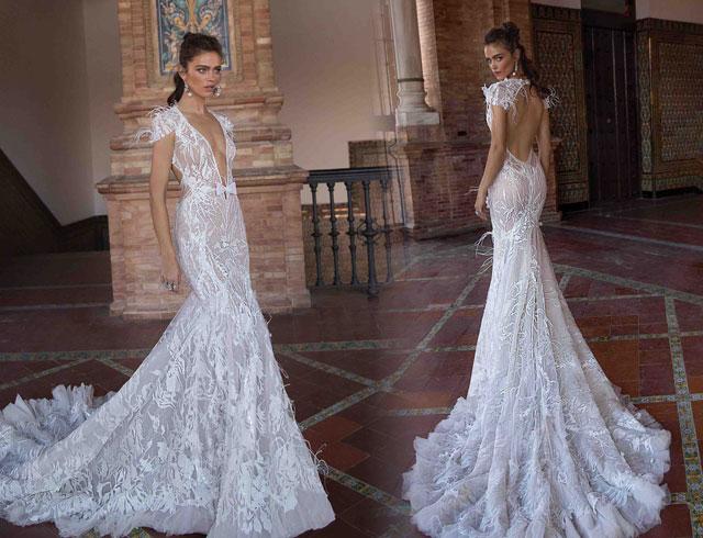 Vestido de novia de lo más sexy, por Berta Bridal
