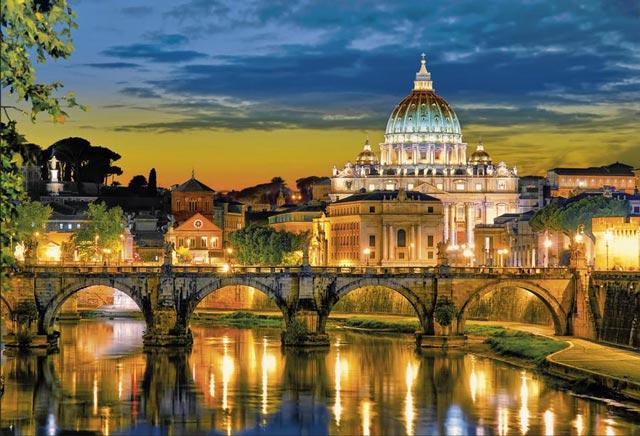 Roma, ciudad romántica para nuestar luna de miel