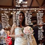 15 ideas para el seating plan de vuestra boda