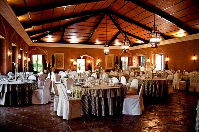 Os ayudamos con vuestro banquete de boda en otoño