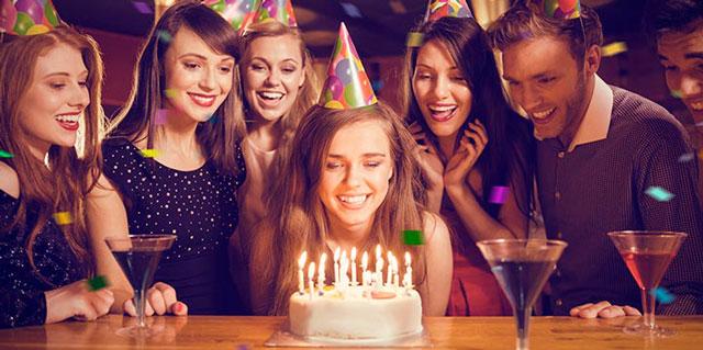 Cómo preparar un cumpleaños para nuestros amigos, nuestra madre, nuestro padre, un familiar