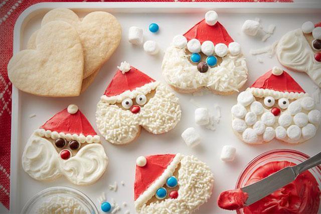 Las 10 Mejores Recetas de Galletas de Navidad