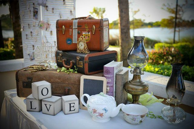 5 estilos inspiradores para la decoración de tu boda en 2019