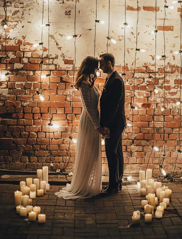 Ideas e inspiración para decorar tu boda con estilo Industrial
