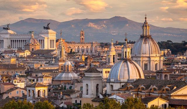 "Roma (Italia) ""La ciudad eterna"